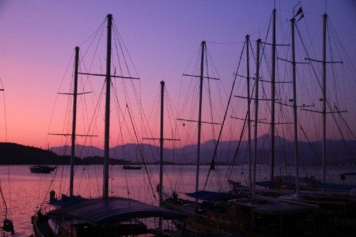 Sunset Fethiye