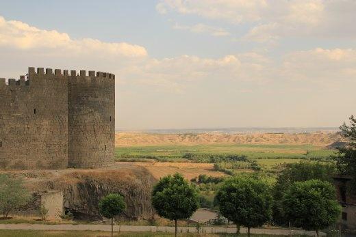 City walls Diyarbakir