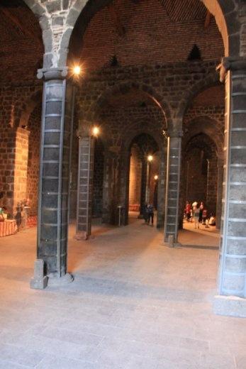 Inside the walls, Diyarbakir