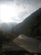 The road our hostel in Baños was on..: by chrisbyrne6, Views[265]