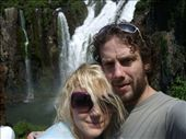 Me and Soph after taking a waterfall shower together: by chrisbyrne6, Views[384]