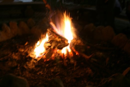 Last night at Pai, spent around the bonfire at Darling. Such a sweet end to an unforgettable visit.