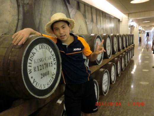 Famous beer and wine factory!!!!