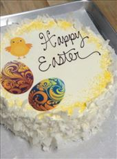 Happy Easter cake :): by ciel, Views[134]