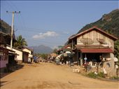 The main street in Nong Kiaw: by cl_mcdaniel, Views[110]