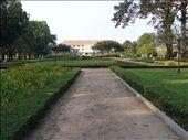 Hotel garden in Siem Reap: by cl_mcdaniel, Views[101]