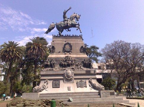 San Martin Square, Cordoba