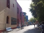 colourful houses in La Boca: by clairejennings, Views[150]