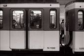 One of Europe's busiest subway systems, the Paris Métro is the key to getting from one arrondissement to the next. Trains at rush hour are often tight, so prepare to be squished.: by claires, Views[229]