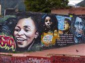 Bogota street art: by clare-tamea, Views[174]
