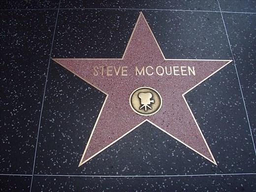 Hollywood pavement stars
