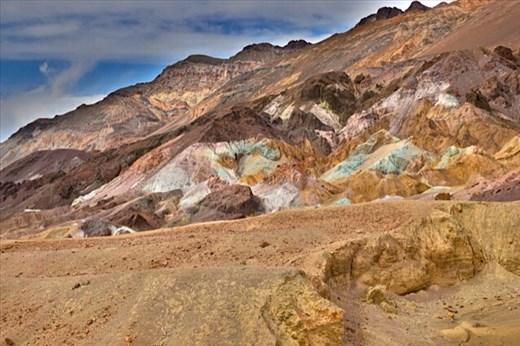 Death Valley -Artist's Palette