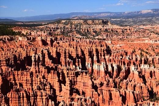 Incredible hoodoos at Bryce Canyon
