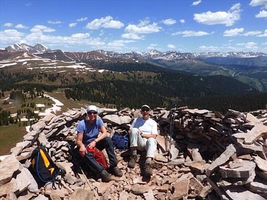 Escalante Peak, Colorado