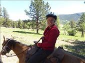 Horse-riding, Rocky Mountains: by clare-tamea, Views[111]