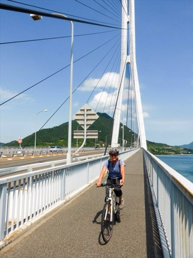 Island hopping by bike - Japan's Inland Sea