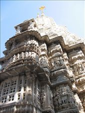 Jain temple in Udaipur...: by clarinette, Views[205]