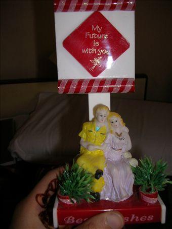 Gwen's birthday gift! jejeje classic!