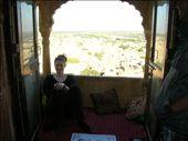 Me in Jaisalmer...: by clarinette, Views[181]