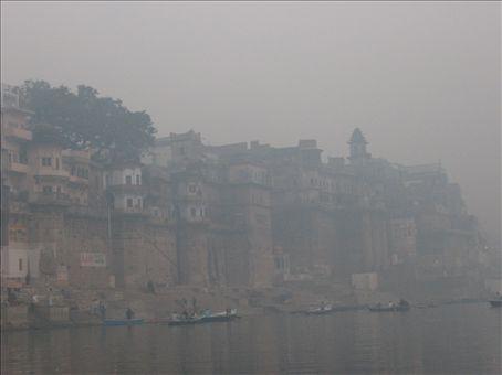 Main ghats, Varanasi