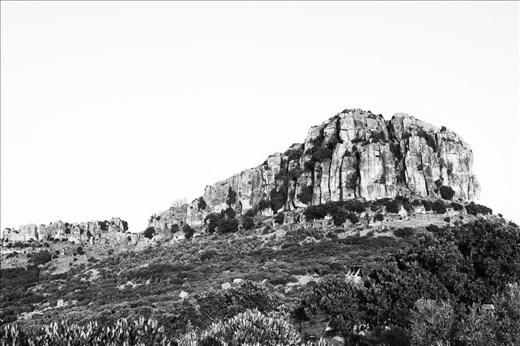 Monte Corongiu (Sardegna)