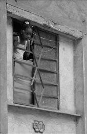 Girl in Window , Havana Cuba 2012: by cleosart, Views[106]