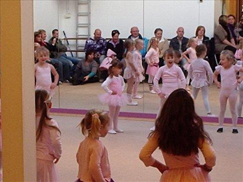 Jasmijn - Aula aberta de balé / Open ballet class
