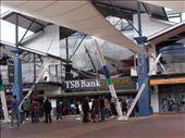 Entrance to Wellington Armageddon at TSB Arena: by clfreitas, Views[614]