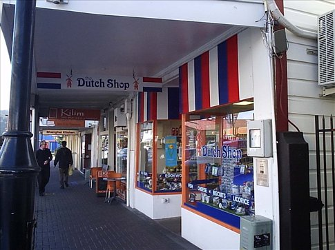 Loja especializada / Specialized store