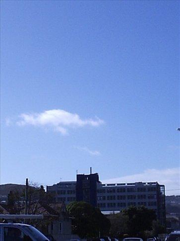 O predio mais alto da cidade / Tallest building in the city