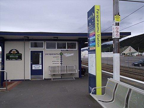 Estacao de trem / Train station