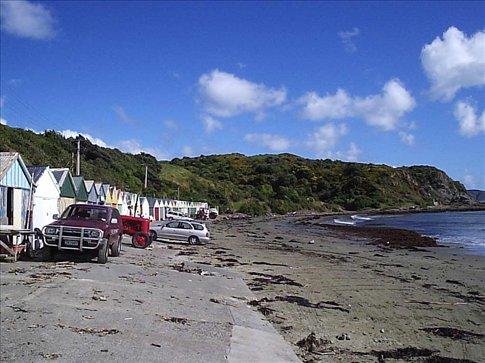 Praia de Porirua / Porirua's Beach