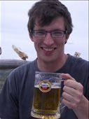 Me and a pint after our walk.: by climberchris, Views[296]