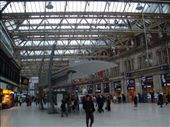 London Waterloo Station: by cmdwedge, Views[257]