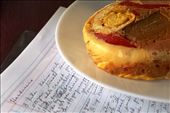 The new handwritten recipe with the dish: by cmvillaverde, Views[223]