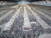 Terracotta Warriors Xian: by coggos, Views[144]