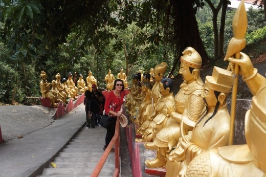 Temple of 10000 Buddhas