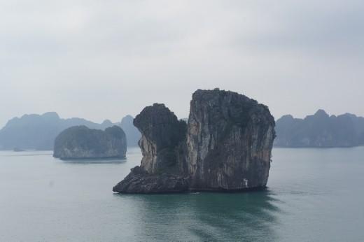 Halong Bay (still)