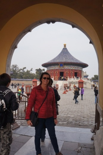 Echo wall,  Temple of Heaven