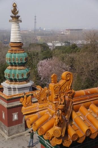 Monastery at Summer Palace