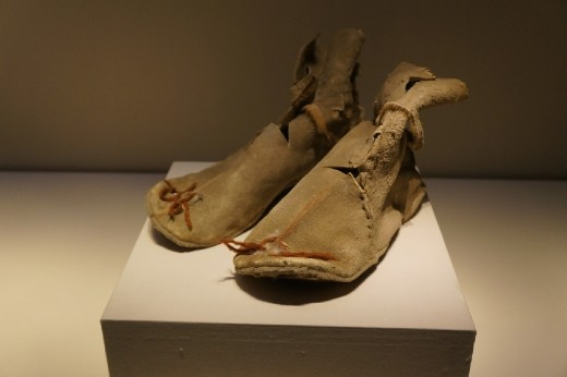 The original Ugg Boots - 2000 years old.