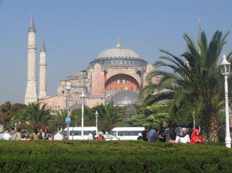 Haggai Sophia - Church - Mosque - Museum