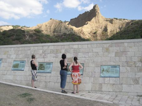 Memorial wall at Anzac Cove