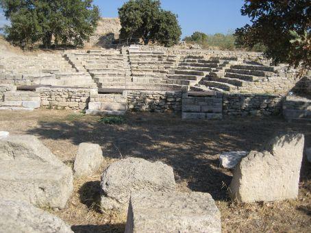Troy amphitheatre