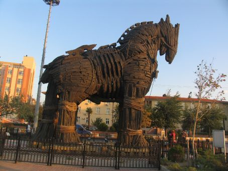 Trojan Horse - from the movie