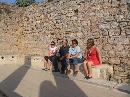 Public facilities at Ephesus