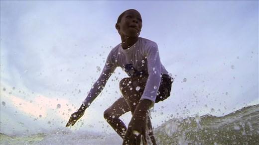 Surfing GoPro Screengrab