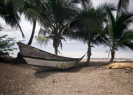 Boat In Termales