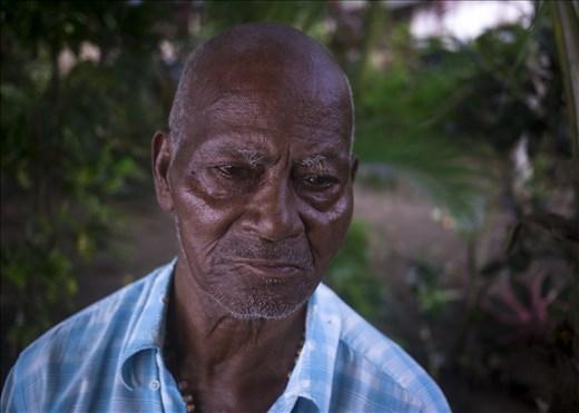 Jhonjairo's Grandfather In Termales