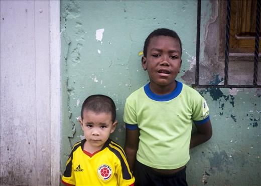 Kids In Nuquí